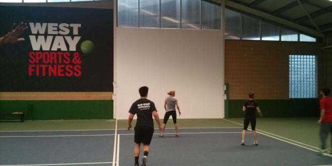 Training Continues at Westway Sports Centre