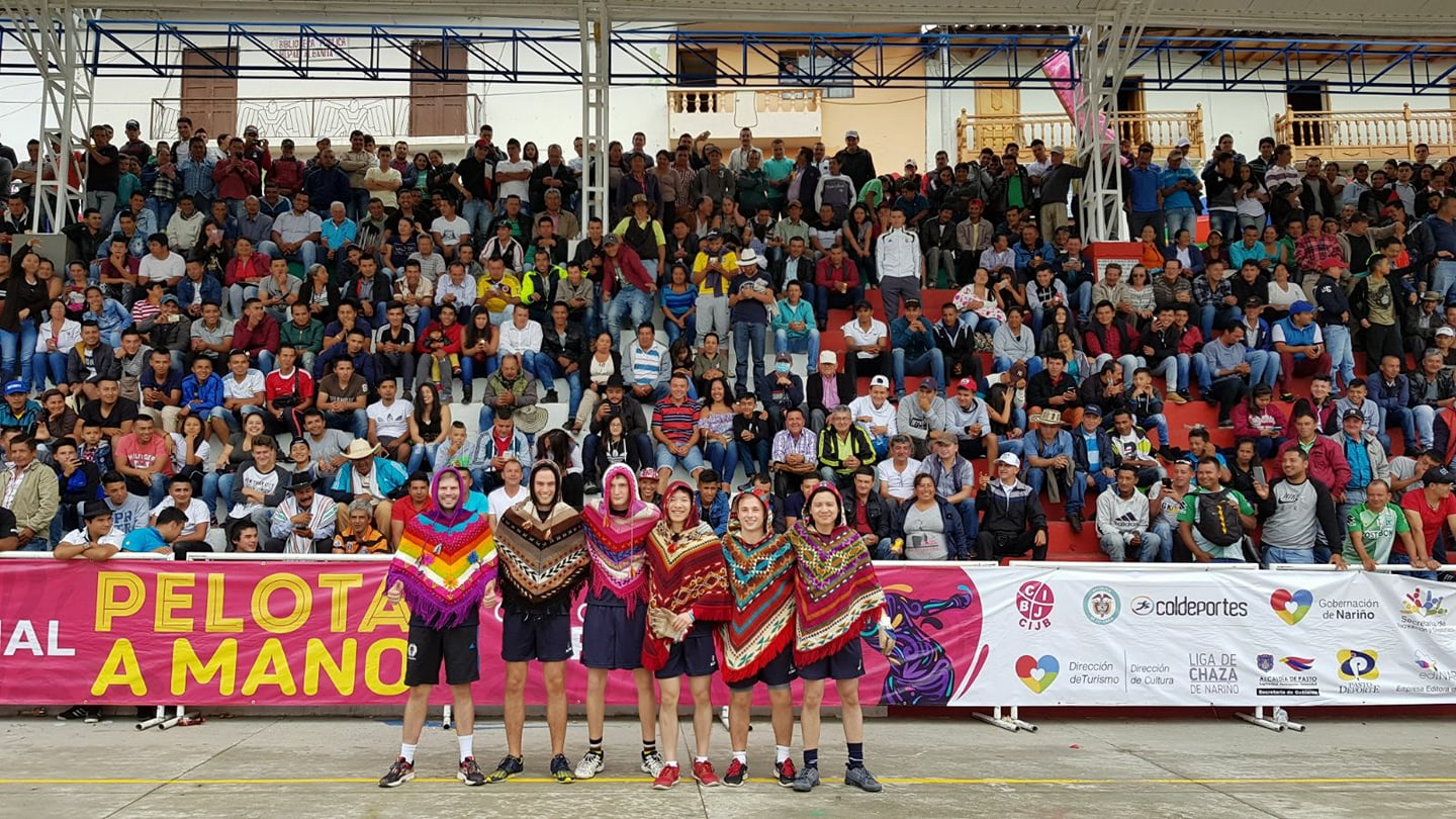 World Team Champs – Colombia Report