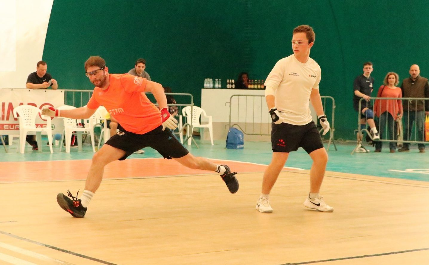 Brits make their mark at Italian Open in Palermo